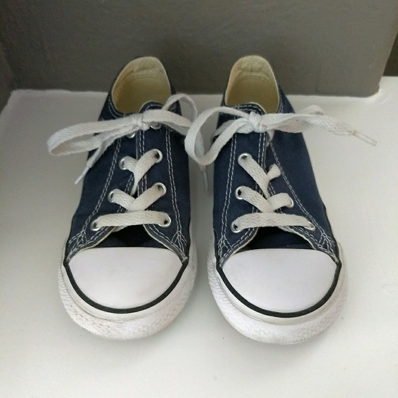 6cf9bb707544 Converse Other - Toddler Converse Shoes Size 10